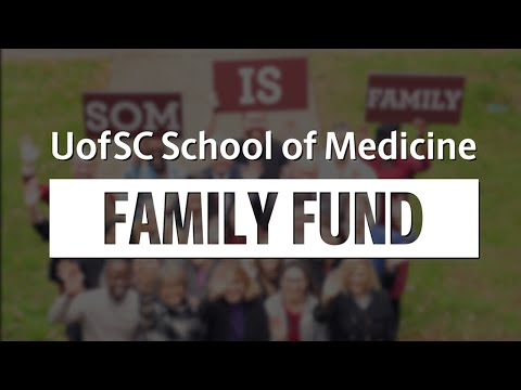 School of Medicine Family Fund Drive | Medical Student