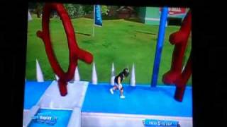 Wipeout Wii Gameplay (Part 2/7)