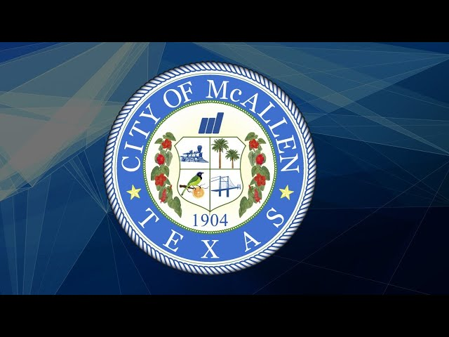 McAllen City Commission Meeting: August 9, 2021