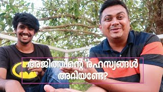 Behind the Scenes of Travel with Malayalam Tech Ajith
