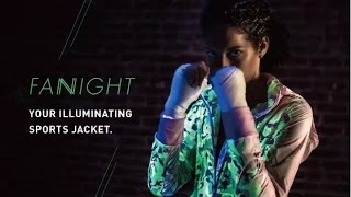 FANIGHT Self-illuminating Jacket - Commercial