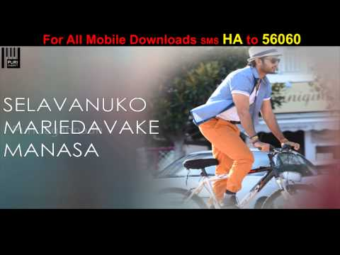 Selavanuko Video song with lyrics - Heart Attack | HD | Nithin | Puri Jagannath | Adah Sharma |