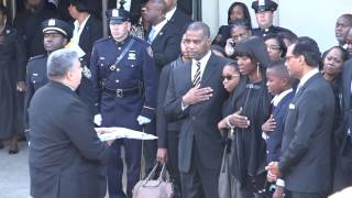 Homegoing Service for DA Ken Thompson (part 2)