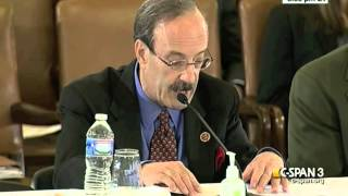 Ranking Member Engel Speaks in Support of International Food Aid Reform at Farm Bill Conf Cmte