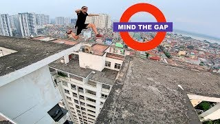 118 days in Asia - Parkour and Free Running