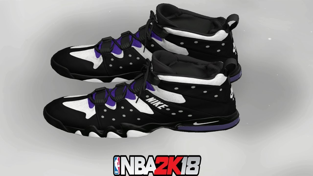 NBA 2K18 Shoe Creator ⋆#NBA2K18⋆ CB (Charles Barkley) 94 Og