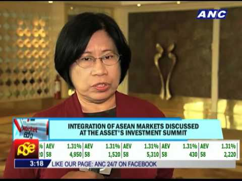 ASEAN members moving to integrate financial markets