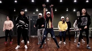 Bruno Mars - Finesse | choreography Qoo