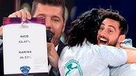 ¡BATACAZO! Nico Occhiato y Flor Jazmín Peña son finalistas de #SúperBailando