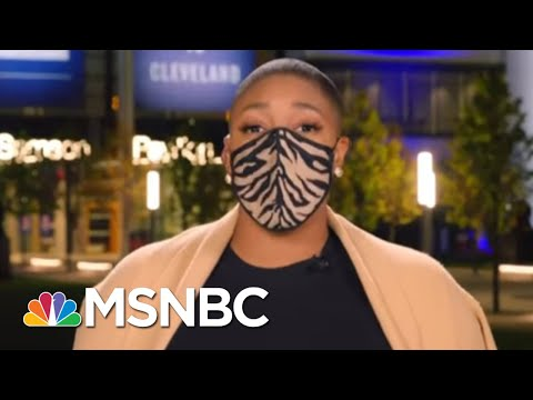 Why Biden Campaign Says They'll Show Up To The Next Debate | The 11th Hour | MSNBC