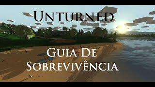 Como Construir Uma Casa Básica - Unturned #3