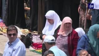 الصفدي يحذر من استمرار التوتر والتصعيد في مدينة القدس المحتلة - (20-7-2017)