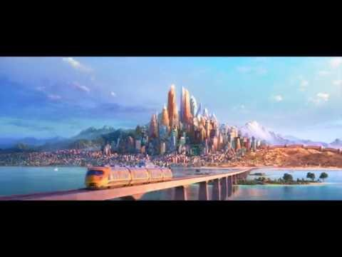 Zootopia: Trip The Light (music video)