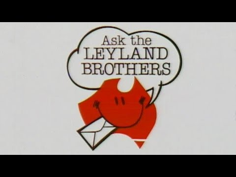 Ask The Leyland Brothers Episode 1