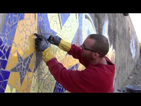 Dakar Mosaic by Hozoi