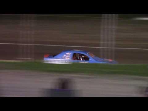 Hummingbird Speedway (8-27-16): Aaron's of DuBois Front-Wheel Drive 4-Cylinder Feature