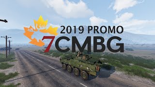 7th Canadian Mechanized Brigade Group Operations