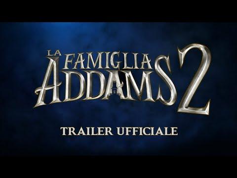 La Famiglia Addams 2 - Trailer Italiano Ufficiale [HD]