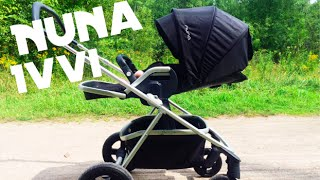 Baby Stroller Review | Nuna IVVI REVIEW