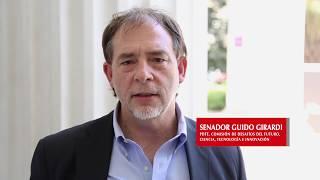 Senador Guido Girardi destaca amplia presencia de expositores en Congreso del Futuro