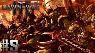 Плахая драчка - Warhammer 40,000 Dawn of War 3 [BETA] #5