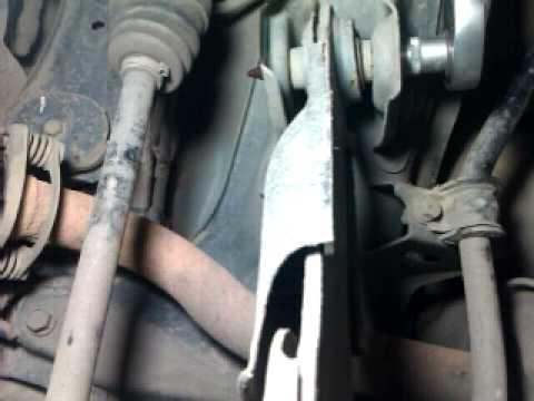 Сайлентблок нижнего рычага задней подвески Honda CR-V III