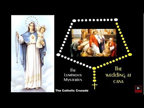 The Luminous Mysteries - VIRTUAL ROSARY - (Thursdays)