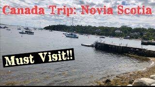 Canada Trip Part 1: Canada's Ocean Playground (MUST VISIT)- Chuyến Đi Chơi Ở Canada Phần 1