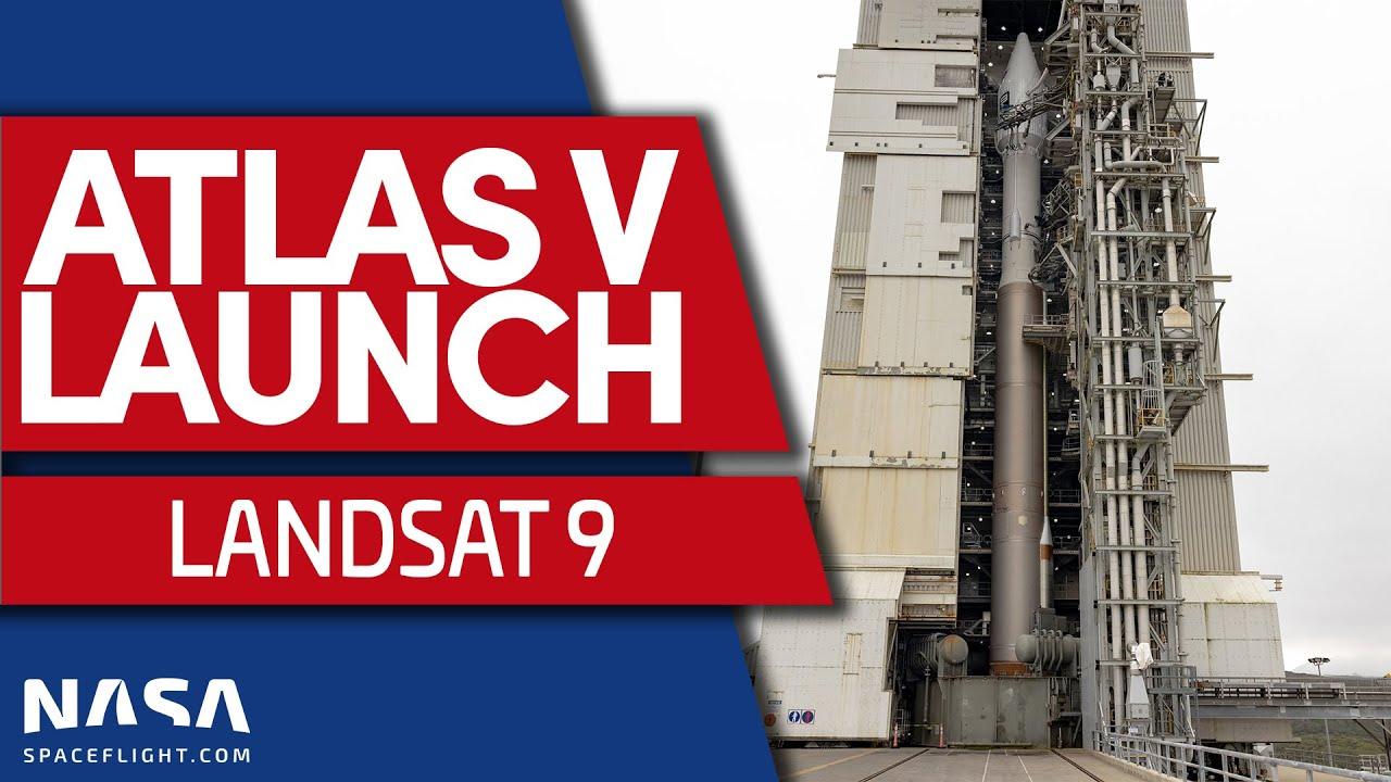 Download ULA Launches Landsat 9 on Atlas V