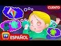 Cuentos Infantiles para Dormir en Español | Cussly y Su Sueño | ChuChu TV Cuentacuentos