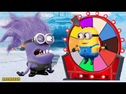 Despicable Me 2: Minion Rush The Arctic Base Minion Endless Party