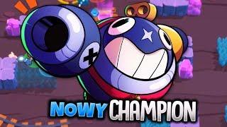 TICK  NOWY CHAMPION - BRAWL STARS UPDATE