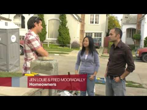 Gracon Construction  Curb Appeal: Carberry Ave