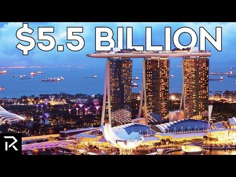 Singapore's $5.5 Billion Dollar Casino