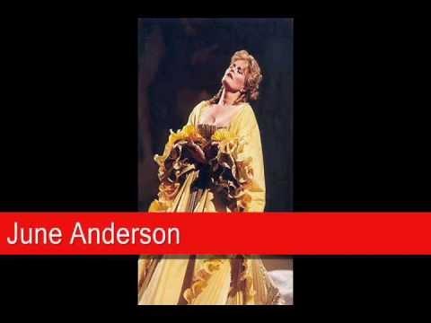 June Anderson: Thomas - Hamlet, 'A vos jeux, mes amis'