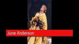 June Anderson: Thomas - Hamlet,