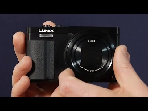 Panasonic Lumix DMC-SZ7 review - YouTube