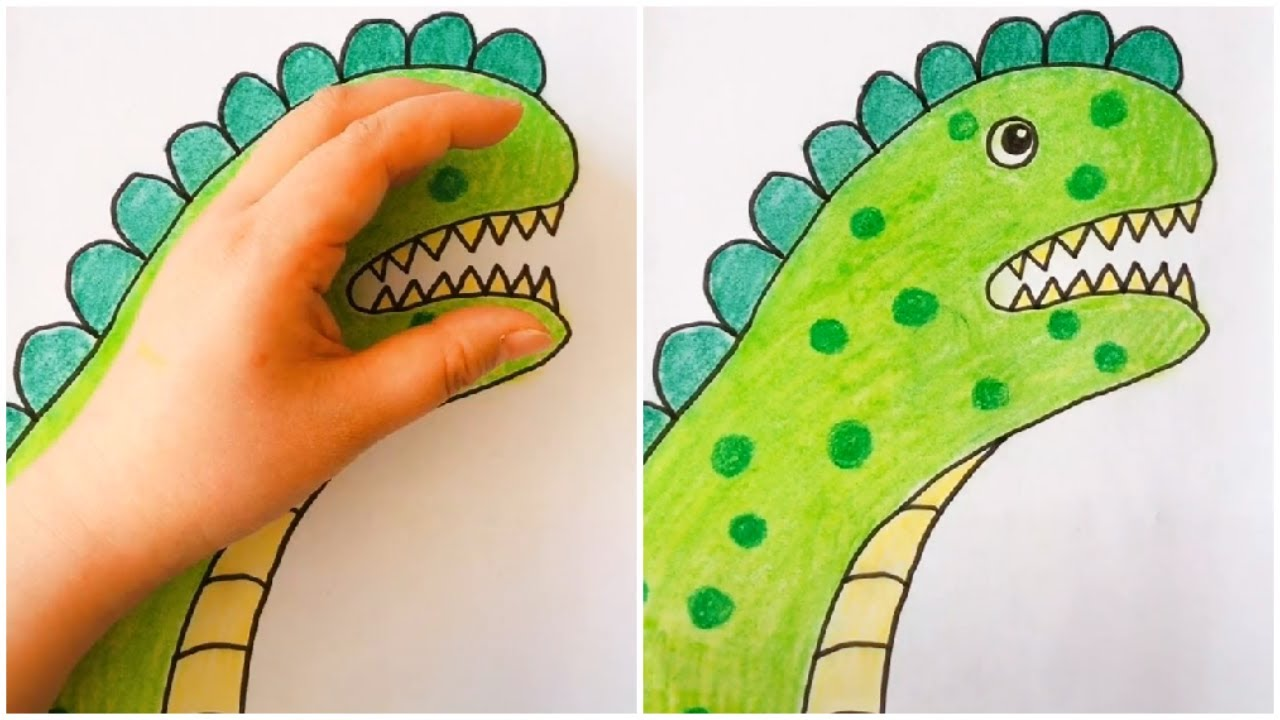 20+ EASY DRAWING IDEAS FOR KIDS