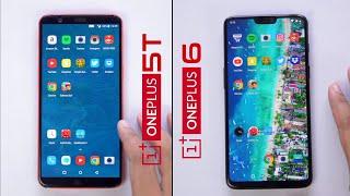 OnePlus 6 vs OnePlus 5T Speed Test!