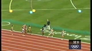 2000, Olympic Games, 800m, Women, Final, Sydney