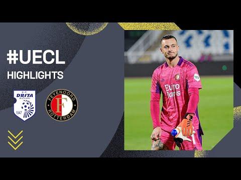 Drita Feyenoord Goals And Highlights