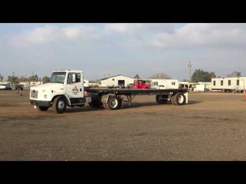 CDL Parallel Parking Training California USA