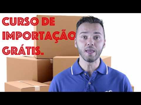Vídeo Curso de importação online