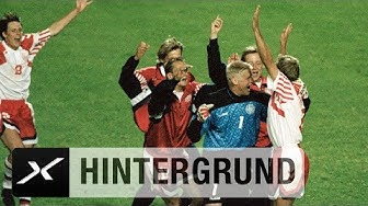 On This Day: Dänemark wird sensationell Europameister | EURO 1992