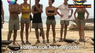 Survivor Turkey Vs Greece Bolum 9 18 11 2006 Arzu Youtube