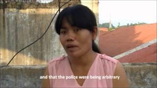 INDONESIA: Struggle of a torture victim
