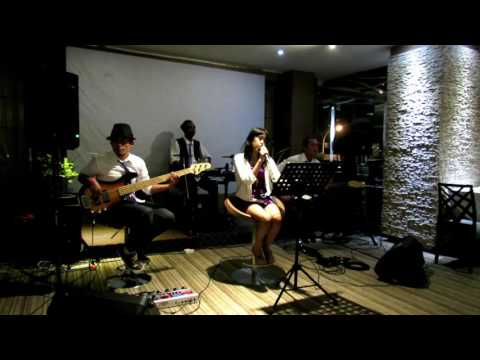 Sia - The Greatest || Cover Red Ice Indonesia Band At Davienna Hotel Batam