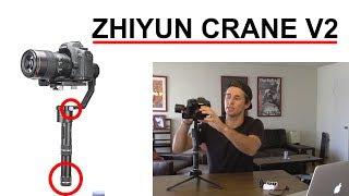 Zhiyun Crane 1 vs V2: differences, setup, tips and tricks