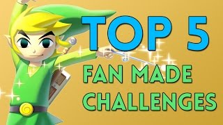 Top 5 Fan Made Video Game Challenges