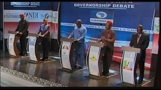 Anambra election: Analysts reveal results of governorship aspirants debate
